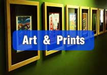 Fine Art and Prints Framing