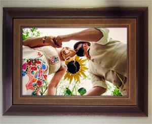 Custom Photography Framing