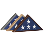 Apple Valley, MN Wooden Flag Holder