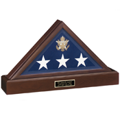 Mendota Heights, MN Memorial Flag Holders