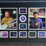 star trek collage frame