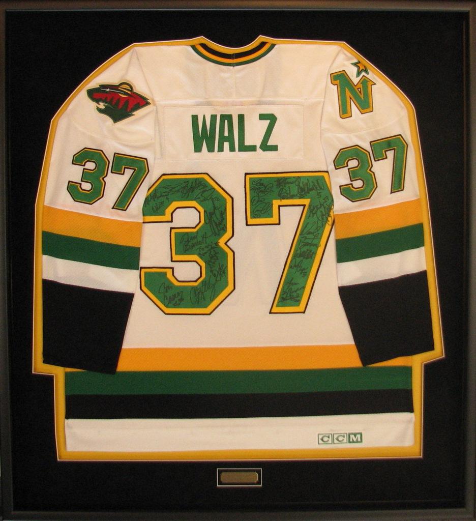 custom frame walz jersey